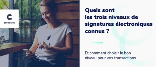 Types de signatures électroniques