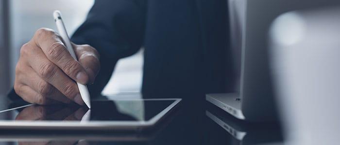 Audit trails digital signatures