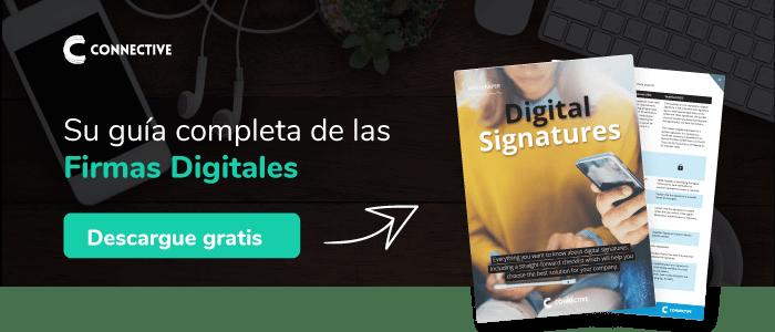 Guia completa de las firmas digitales