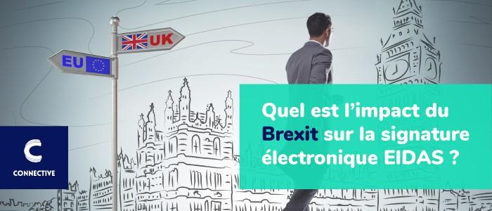'impact du Brexit sur la signature électronique