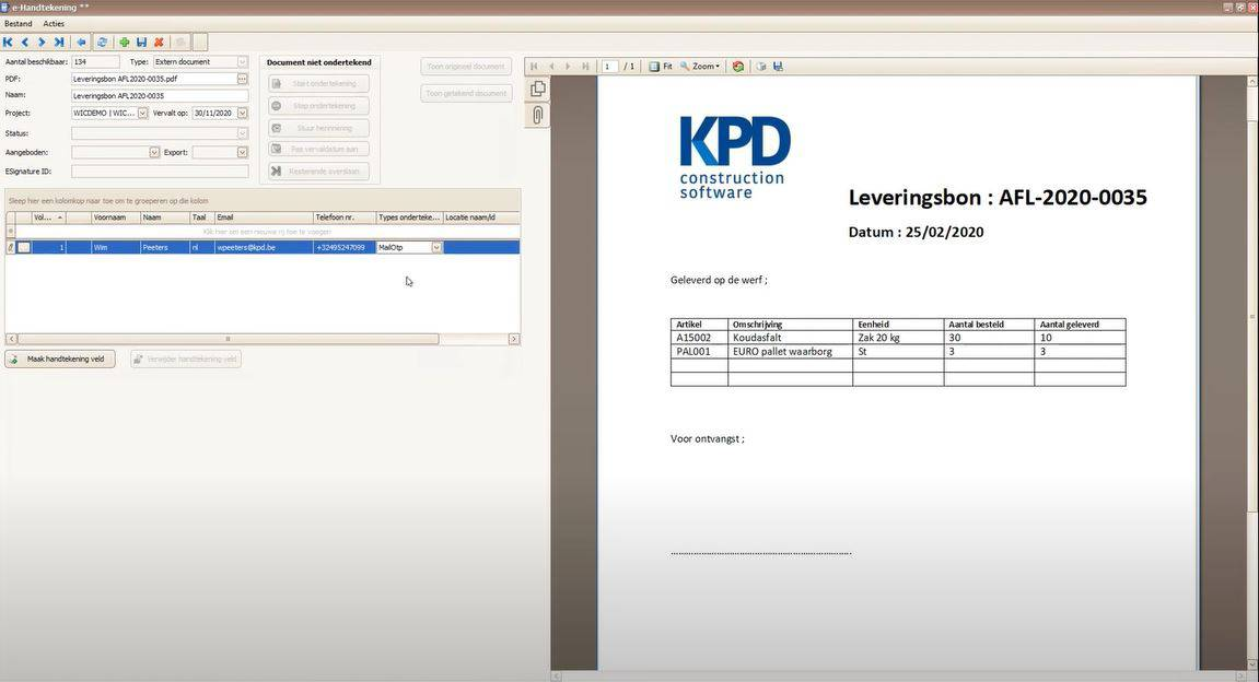 KPD Screenshot Integration