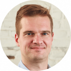 Filip Verreth - Chief Product Officer Connective